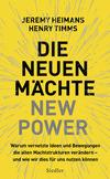 Die neuen Mächte - New Power