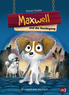 Vergrößerte Darstellung Cover: Maxwell und die Hundegang. Externe Website (neues Fenster)