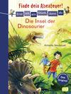 Vergrößerte Darstellung Cover: Die Insel der Dinosaurier. Externe Website (neues Fenster)