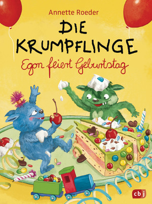 Die Krumpflinge - Egon feiert Geburtstag