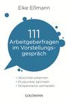 Vergrößerte Darstellung Cover: 111 Arbeitgeberfragen im Vorstellungsgespräch. Externe Website (neues Fenster)