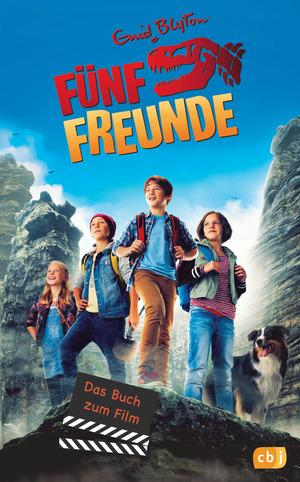 Fünf Freunde 5 - Das Buch zum Film