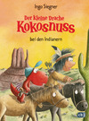 Vergrößerte Darstellung Cover: Der kleine Drache Kokosnuss bei den Indianern. Externe Website (neues Fenster)