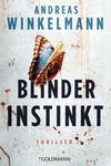 Vergrößerte Darstellung Cover: Blinder Instinkt. Externe Website (neues Fenster)