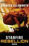 Vergrößerte Darstellung Cover: Starfire - Rebellion. Externe Website (neues Fenster)