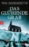 Vergrößerte Darstellung Cover: Das glühende Grab. Externe Website (neues Fenster)