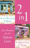 Vergrößerte Darstellung Cover: Die Valerie-Lane-Reihe Band 1 und 2: Der kleine Teeladen zum Glück / Die Chocolaterie der Träume (2in1-Bundle). Externe Website (neues Fenster)