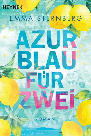 Azurblau für zwei