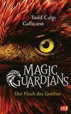 Vergrößerte Darstellung Cover: Magic Guardians - Der Fluch des Greifen. Externe Website (neues Fenster)