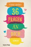 Vergrößerte Darstellung Cover: 36 Fragen an dich. Externe Website (neues Fenster)