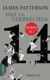 Vergrößerte Darstellung Cover: Das 14. Verbrechen. Externe Website (neues Fenster)
