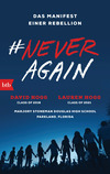 Vergrößerte Darstellung Cover: #NEVER AGAIN. Externe Website (neues Fenster)