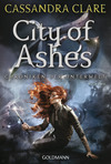 Vergrößerte Darstellung Cover: City of Ashes. Externe Website (neues Fenster)