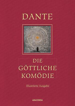 Die göttliche Komödie (Illustrierte Iris®-LEINEN-Ausgabe)