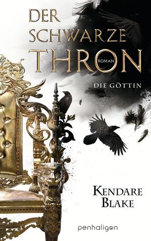 Der Schwarze Thron 4 - Die Göttin