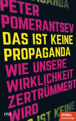 Das ist keine Propaganda