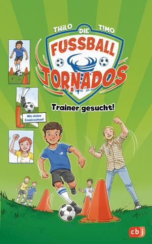 Die Fußball-Tornados - Trainer gesucht!