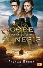 Cover des Mediums: Code Genesis - Sie werden dich verraten