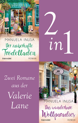 Valerie Lane - Der zauberhafte Trödelladen / Das wunderbare Wollparadies