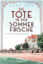 Das Bild zeigt das Cover des Buches Die Tote in der Sommerfrische