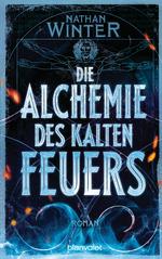 Das Bild zeigt das Cover des Buches Die Alchemie des Feuers
