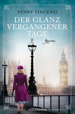 Cover des Buches Der Glanz der vergangenen Tage