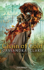 Cover des Buches Chain of Gold