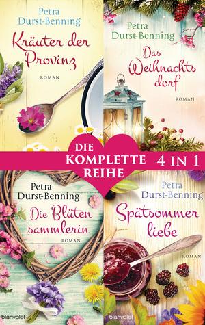 Die Maierhofen-Reihe Band 1-4: - Kräuter der Provinz / Das Weihnachtsdorf / Die Blütensammlerin / Spätsommerliebe (4in1-Bundle)
