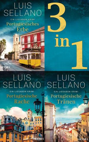 Lissabon-Krimis 1-3: Portugiesisches Erbe / Portugiesische Rache / Portugiesische Tränen (3in1-Bundle)