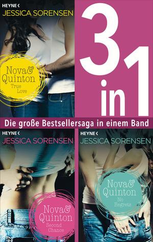 Nova & Quinton 1-3: True Love / Second Chance / No Regrets (3in1-Bundle)