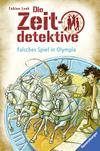 Vergrößerte Darstellung Cover: Falsches Spiel in Olympia. Externe Website (neues Fenster)