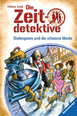 Shakespeare und die schwarze Maske