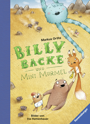 Billy Backe und Mini Murmel