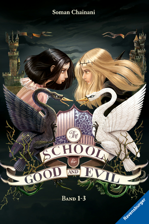 The School for Good and Evil : Band 1-3