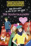 Vergrößerte Darstellung Cover: Der Adventskalender - 1000 Gefahren in der Stadt der Liebe. Externe Website (neues Fenster)