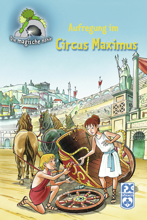 Aufregung im Circus Maximus
