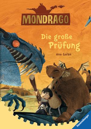 Mondrago - Die große Prüfung