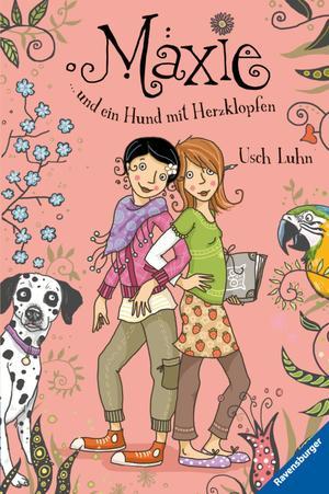 Maxie und ein Hund mit Herzklopfen