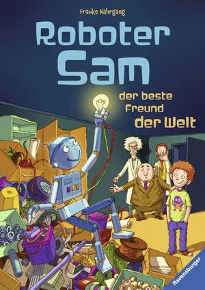 Roboter Sam, der beste Freund der Welt