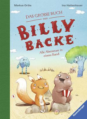 ¬Das¬ große Buch von Billy Backe
