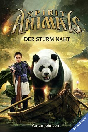¬Der¬ Sturm naht