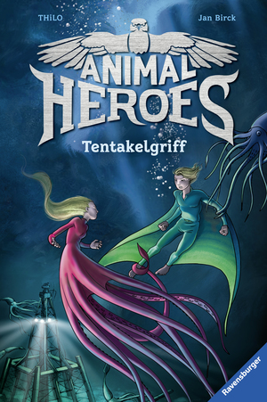 Animal Heroes, Band 6: Tentakelgriff