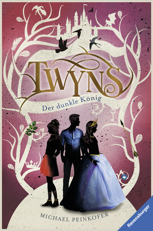 Twyns, Band 3: Der dunkle König