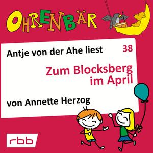 Antje von der Ahe liest Zum Blocksberg im April