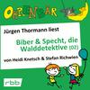 Jürgen Thormann liest Biber & Specht, die Walddetektive (02)