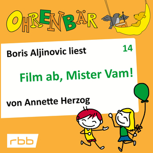 Boris Aljinovic liest Film ab, Mr. Vam!