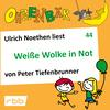 Ulrich Noethen liest Weiße Wolke in Not