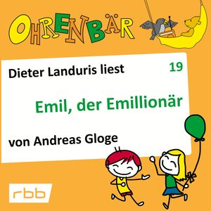 Dieter Landuris liest Emil, der Emillionär