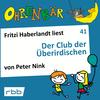 Fritzi Haberlandt liest Der Club der Überirdischen