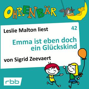 Leslie Malton liest Emma ist eben doch ein Glückskind